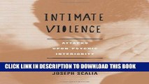 [PDF] Intimate Violence: Attacks Upon Psychic Interiority Popular Collection