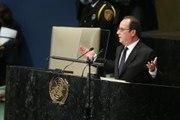 Discours devant l'Assemblée générale des Nations Unies