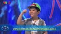 VIETNAM IDOL KIDS - THẦN TƯỢNG ÂM NHẠC NHÍ 2016 - TẬP 3 - GẶP MẸ TRONG MƠ - ĐỨC ANH