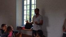 Langue des signes à l'école Léo Delibes