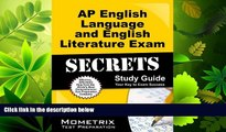 different   AP English Language and English Literature Exam Secrets Study Guide: AP Test Review