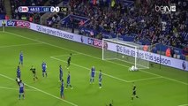 Leicester City 2-2 Chelsea FC Cesar Azpilicueta English League Cup