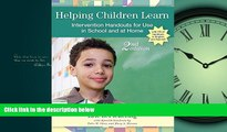 Online eBook Helping Children Learn: Intervention Handouts for Use in School and at Home, Second