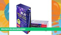 Big Deals  Kaplan MCAT Review Complete 5-Book Subject Review (Kaplan Test Prep)  Best Seller Books