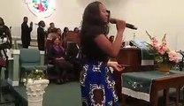 'Thank You Jesus' ~ Kalera Alston ~ GUIC 26 Choir Anniversary