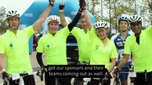 Wheely Good Show: Barclays Riders Raise £255,000+ for The Prince's Trust   Barclays