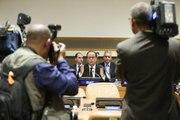 Conférence de presse en marge de l'Assemblée générale des Nations Unies