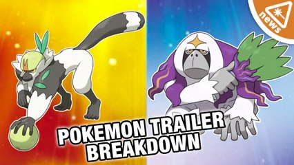 New Pokemon Sun and Moon Trailer Breakdown! (Nerdist News w/ Jessica Chobot)