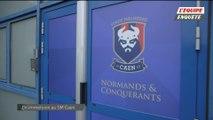 Foot - L'Equipe Enquête : En immersion au Stade Malherbe de Caen