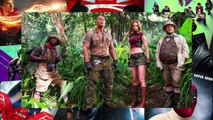 First Look at Cast of Jumanji and Outrage Ensues