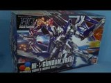 Unboxing: 1/144 HGBF Hi Nu Gundam Vrabe
