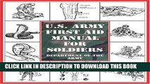 [PDF] U.S. Army First Aid Manual for Soldiers Popular Colection