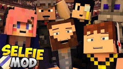 Minecraft Selfie Modu
