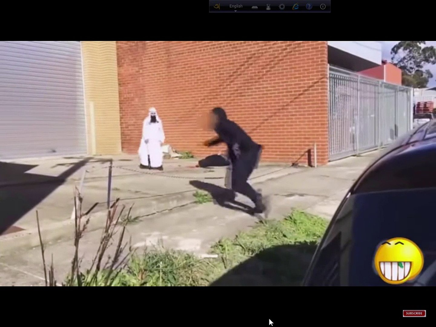 FRANK VIDEO IN THE ROAD || FIGHT FRANK|| FUNNY FIGHT