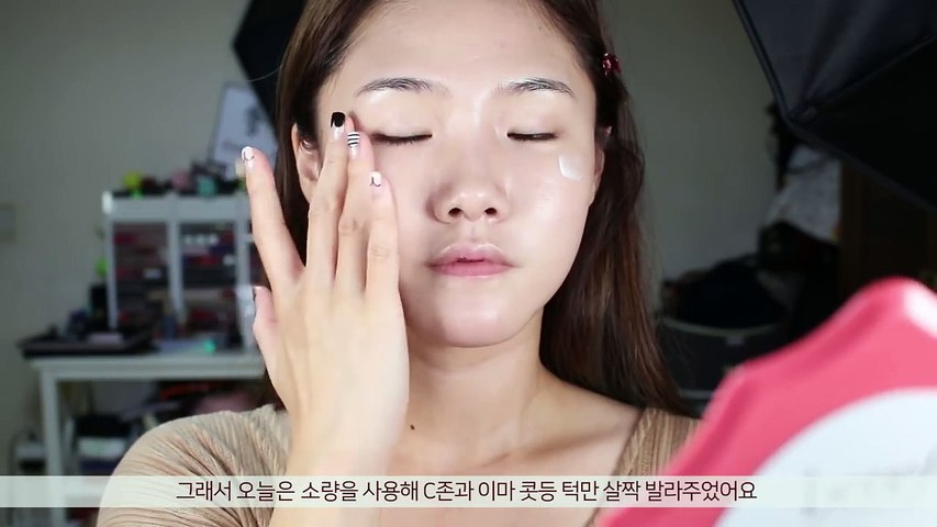 Wedding Guest Makeup for Autumn! | SSongyAng  결혼식 하객 메이크업! 가을컨셉