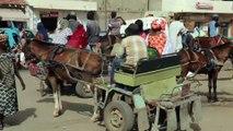 Le car rapide sénégalais 6/7 - les autres moyens de transports à Dakar