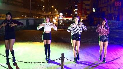 BLACKPINK (블랙핑크) - WHISTLE (휘파람) MV Cover by EchoDanceHK