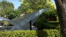 montage 2 origami 21 septembre 2016 stef bovin orig'artiste Kokote avion bateau arbre chien