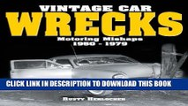 [PDF] Vintage Car Wrecks Motoring Mishaps 1950-1979 Popular Collection