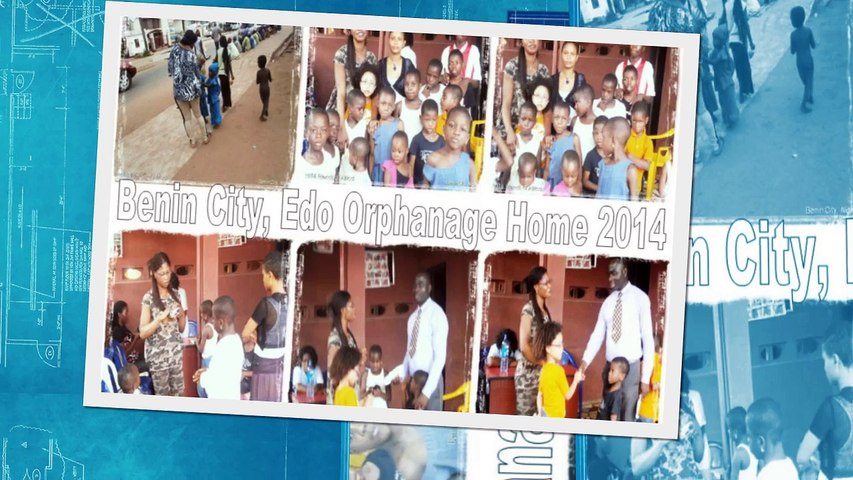 Edo Orphanage Home (Blu)