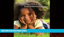 Big Deals  Approaches to Early Childhood Education (6th Edition)  Free Full Read Most Wanted