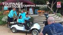 Les coulisses de Camping Paradis