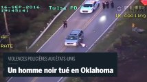Violences policières aux Etats-Unis : des images montrent les circonstances de la mort de T. Crutcher