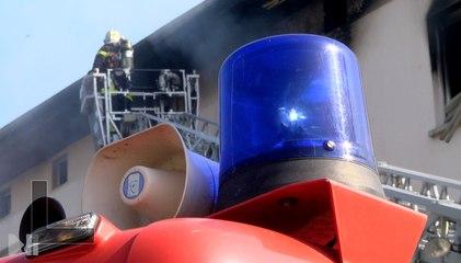 Incendie à Strasbourg : une personne intoxiquée