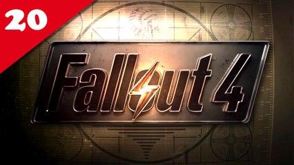 Fallout 4 #020 - Le Réseau du Rail IV | Aventure FR