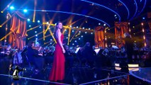 "Catherine Trottmann - Le Barbier de Séville (Rossini), ""Una voce poco fa"" - ""Luciano Pavarotti, le concert des étoiles"""