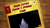 Young Justice Season 2 Opening scene (Young Justice)