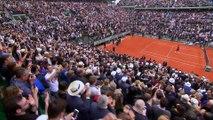Les hospitalités à Roland-Garros