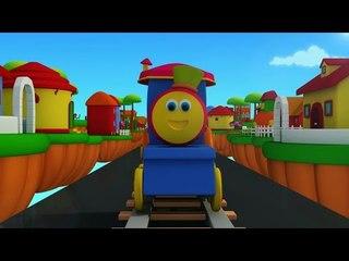 Bob, o Trem – As rodas do Trem | Rodas no ônibus