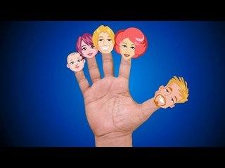 Família dos Dedos   Finger Family