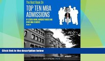 Big Deals  The Best Book On Top Ten MBA Admissions  Best Seller Books Most Wanted