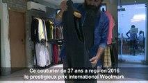 Un styliste indien à la conquête du prêt-à-porter masculin