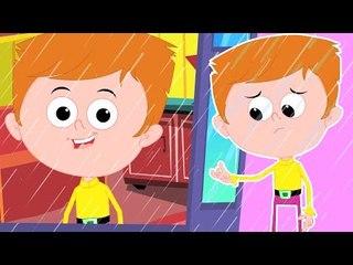 chuva da chuva   crianças rimas em português   Rain Rain Nursery Rhymes