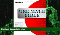 Big Deals  GRE Math Bible  Free Full Read Most Wanted