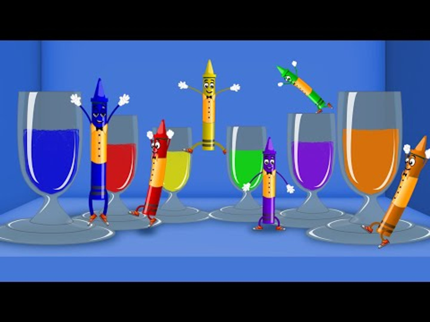 Colors Song   Learning Colors For Kids   Kids Color Juice