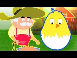 El viejo MacDonald tenía una granja | rimas infantiles para niños | Español
