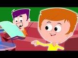 Pioggia pioggia vai via   Cartoon per i bambini   Video educativi   Popolare Filastrocca   Rain Rain