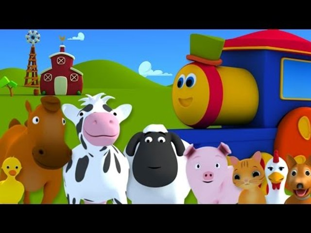 BOB EL TREN FUE A LA GRANJA   Bob, Farm Song