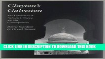 [PDF] Clayton s Galveston: The Architecture of Nicholas J. Clayton and His Contemporaries (Sara