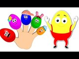 colorful eggs finger family | nursery rhymes | learn colors | colors song | kids rhymes
