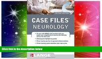 Big Deals  Case Files Neurology, Second Edition (LANGE Case Files)  Best Seller Books Most Wanted