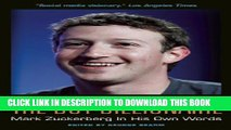 [PDF] The Boy Billionaire: Mark Zuckerberg In His Own Words (In Their Own Words) Full Colection