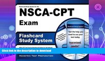 READ  Flashcard Study System for the NSCA-CPT Exam: NSCA-CPT Test Practice Questions   Review for