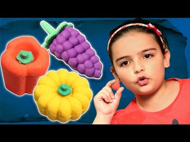 Learn Colors | Number counting | fruits and vegetables to teach kids 123 | TIMS