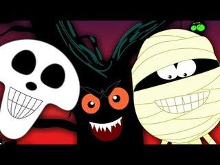 Halloween Tree | Scary Nursery Rhymes | Kids Songs | Childrens Video | Baby Rhymes