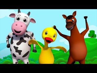 If you're happy and you know it | farmees | nursery rhymes | kids songs